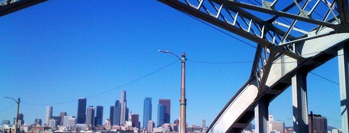 Sixth Street Bridge is one of The Historical Landmarks of LA Noire.