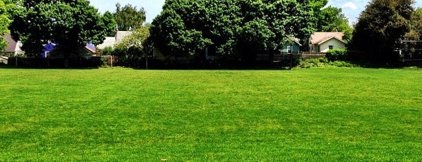 Irving Park is one of The 15 Best Dog Runs in Portland.