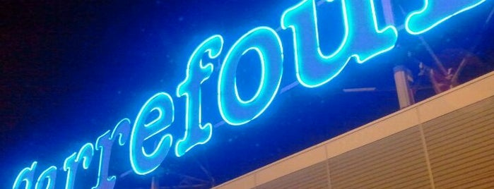 Carrefour is one of All-time favorites in Romania.