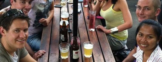 Snarkle's Best Beer Garden List