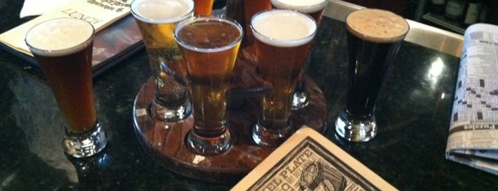 Rocky River Brewing Company is one of Breweries to Visit.