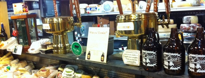 DeCicco's Food Market is one of Where We Buy Craft Beer.