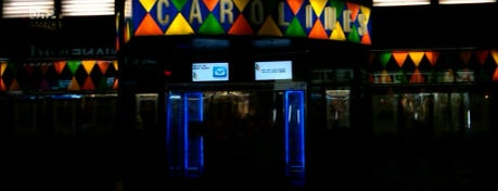 Carolines on Broadway is one of How To Beat The Winter Blues in NYC.
