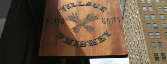 Village Whiskey is one of Philly & Other PA.