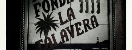 Fonda La Talavera is one of To do list!.