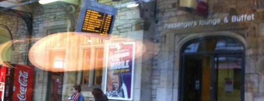 Lancaster Railway Station (LAN) is one of Railway Stations in UK.