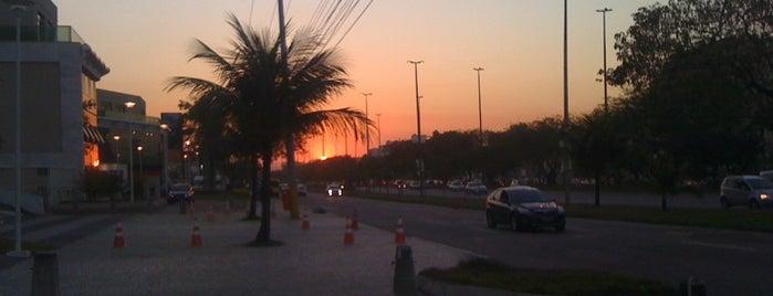 Avenida das Américas is one of y.