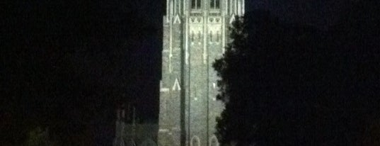 Duke University is one of College Love - Which will we visit Fall 2012.