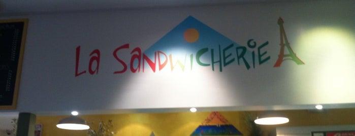 La Sandwicherie is one of Buzzin' Restaurants - Downtown.