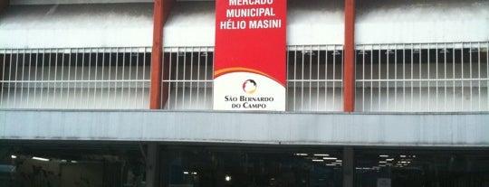 Mercado Municipal Hélio Masini is one of Best places in São Paulo, Brasil.
