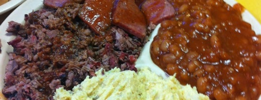 Back Country BarBQ is one of Dallas Barbecue.