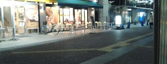 Doutor Coffee Shop is one of 新横浜マップ.