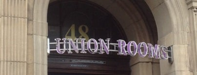 The Union Rooms (Wetherspoon) is one of Newcastle Upon Tyne.