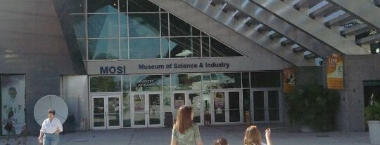 Museum of Science & Industry (MOSI) is one of Tampa Attractions.