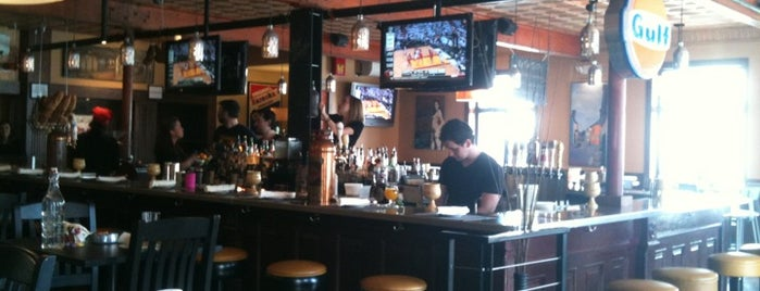 Local 149 is one of Boston's Best American Restaurants - 2012.
