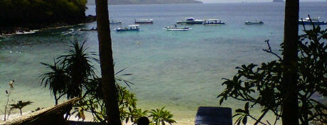 Blue Lagoon Beach is one of Beautiful Beaches in Bali.