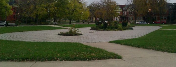 Arcade Park is one of Community Gardens in the Parks!.