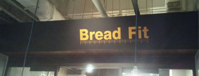 Bread Fit is one of Bread.