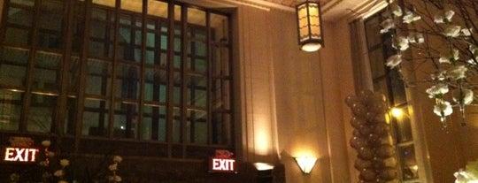 Eleven Madison Park is one of The Platt 101: NYC's Best Restaurants.