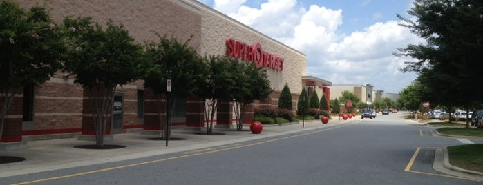 SuperTarget is one of my hangouts.