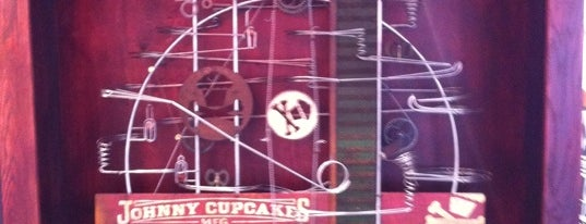 Johnny Cupcakes is one of More London.