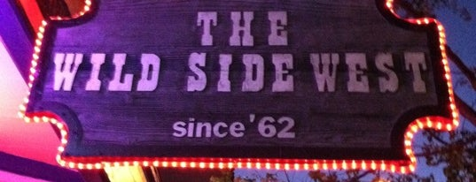 Wild Side West is one of Happy Hour? Happy day!.