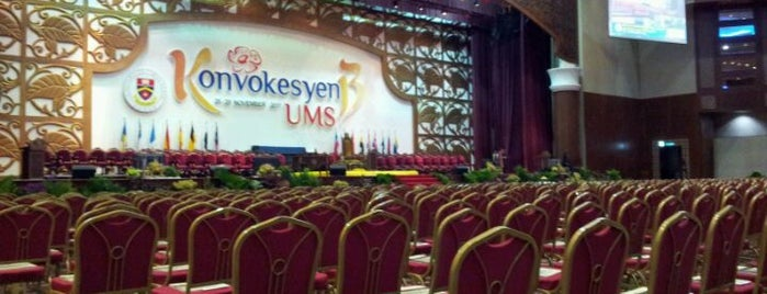 Universiti Malaysia Sabah (UMS) is one of Favorite affordable date spots.
