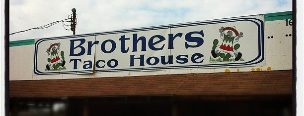 Brothers Tacos is one of Off the beaten path & cool spots.