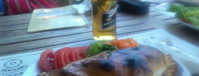 Sünger Pizza is one of Arda'nın Seyir Defteri.
