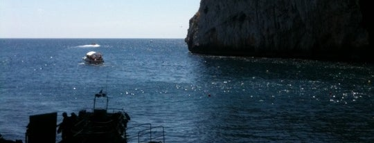 Grotta Zinzulusa is one of ITALY BEACHES.
