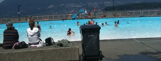 Kitsilano Beach is one of Best places in Vancouver, Canada.