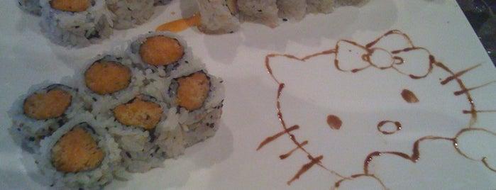 Kagura Japanese Restaurant is one of The 13 Best Japanese Restaurants in Chesapeake.