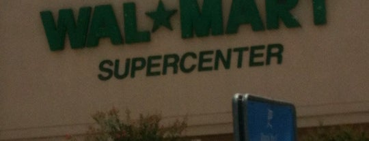 Walmart Supercenter is one of Must-visit Department Stores in Plano.