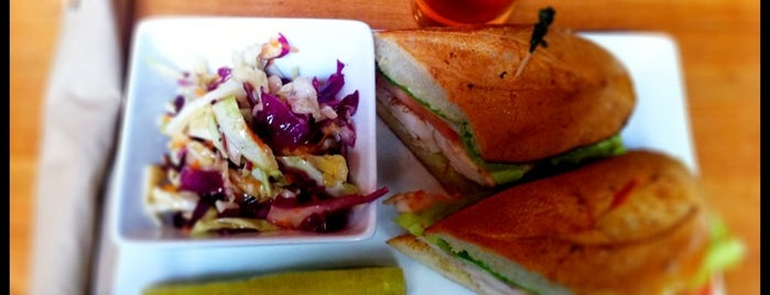 Lunch is one of Gastronomical Culver City.