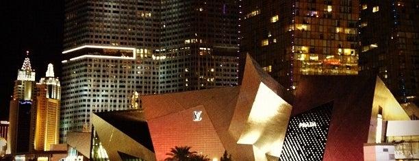 The Las Vegas Strip is one of Viva Las Vegas.