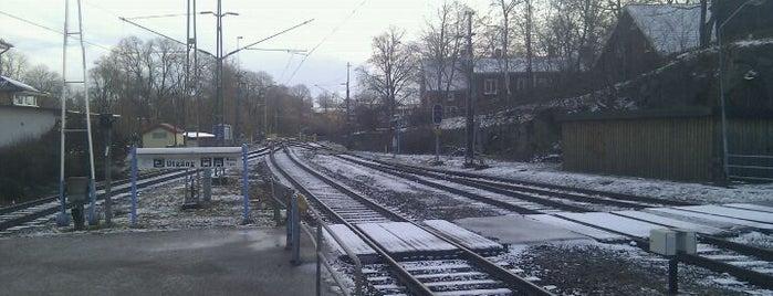 Växjö Station is one of Tågstationer - Sverige.