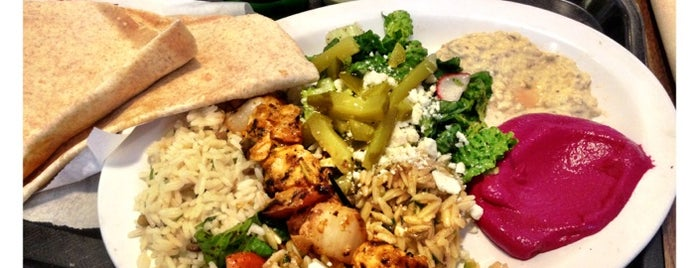 Mama Pita is one of The 15 Best Places with Good Service in Plano.