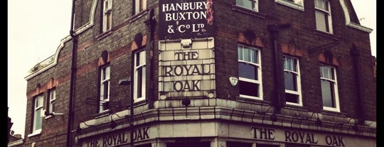 The Royal Oak is one of Things to do in Hackney.