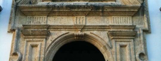 Palacio de la Inquisición is one of Cartagena de Índias, Colombia.