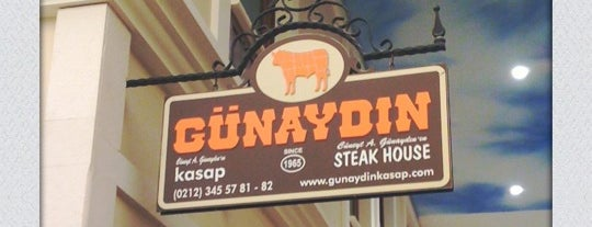 Günaydın Kasap & Steakhouse is one of My Istanbul.