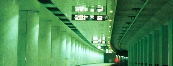 Subway Stations in Seoul(line1~4 & DX)