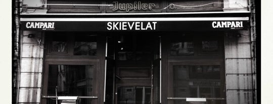 Skievelat is one of Br(ik Caféplan - part 1.