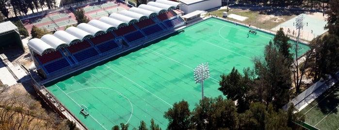 Estadio Panamericano de Hockey is one of Instalaciones / Venues.