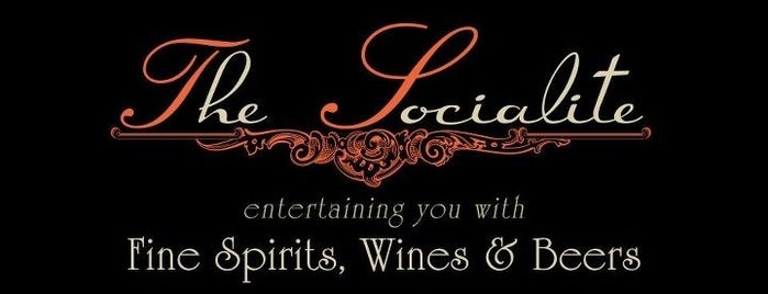 The Socialite is one of Best night spots.