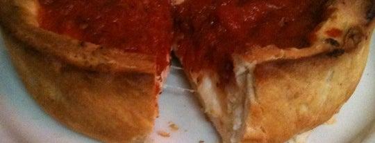 Giordano's is one of Chicago Deep Dish Dozen.