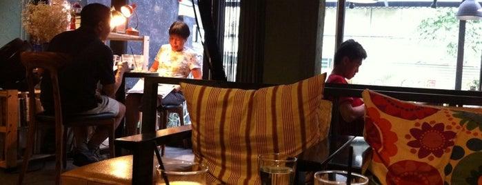 Yaboo Cafe is one of Taiwan Coffee.