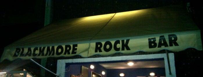 Blackmore Rock Bar is one of Lugares legais em São Paulo.