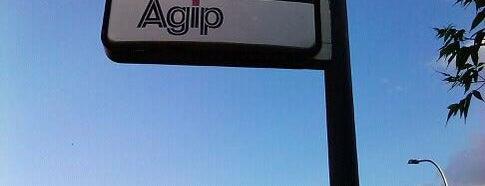 Agip is one of мои любимые заправки.