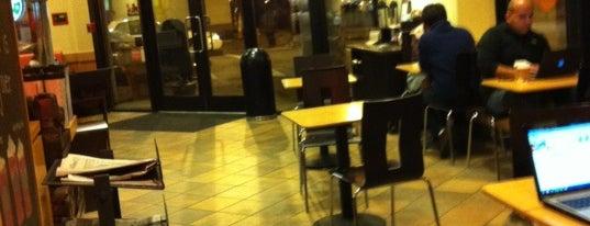 Starbucks is one of Food near UB.