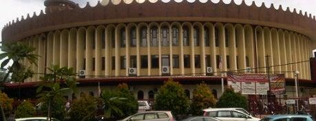 Masjid Tun Abdul Aziz (Masjid Bulat) is one of Baitullah : Masjid & Surau.